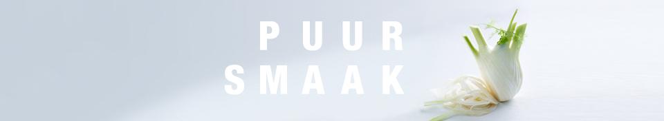 PUUR SMAAK, door Marlies Batelaan